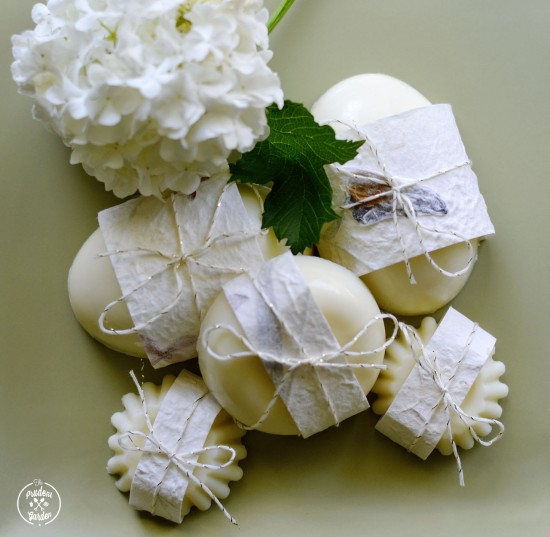 Make your own Lotion Bar from natural ingredients. Lotion bars make a great gift for holidays, birthdays and gardeners!