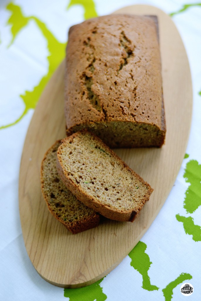 Summer Squash Quick Bread