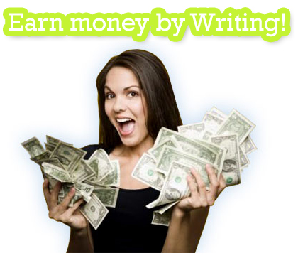 earn money by writing