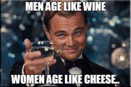Funny Birthday Meme Of Men and Women