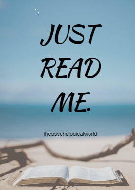Just Read Me