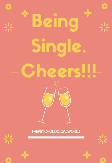 being single cheers