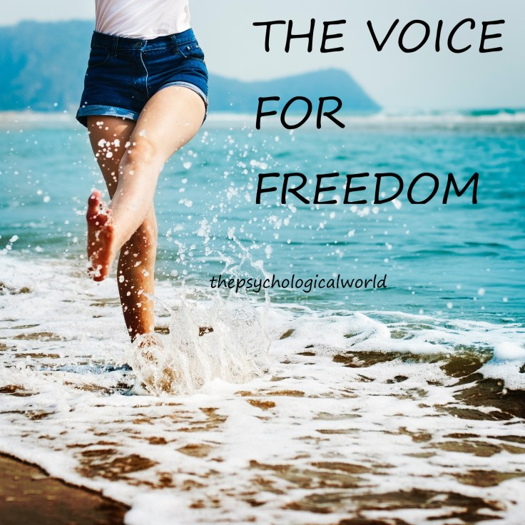the voice for freedom