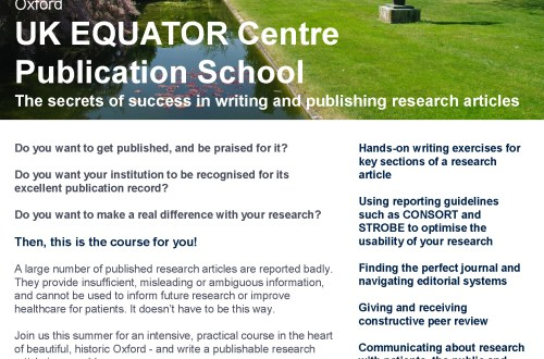 Would you like to write for The Publication Plan? - The Publication