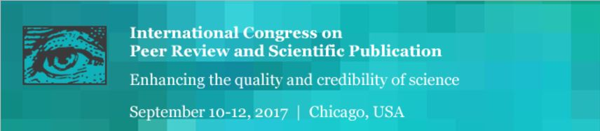 international congress on peer review and scientific publication