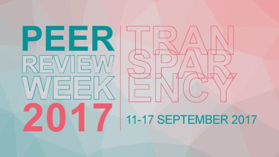 Peer Review Week 2017