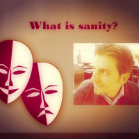 What is sanity? by Philosopher Ahmad Al Charif