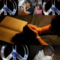 7 DAYS: OUR WEEK OF PEACE * DAY ONE: THE OPENING PRAYER