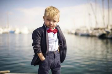 Boy by Frank McKenna,