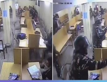 जामिया समिति ने छात्रों पर हमला कर रहे अर्द्धसैनिक बलों का वीडियो जारी किया