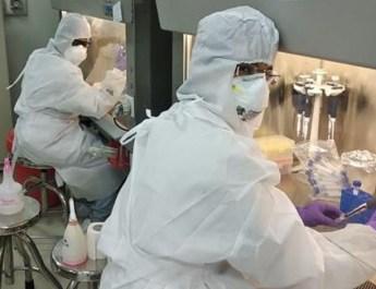 """""""हैदराबाद स्थित जीव विज्ञान प्रयोगशाला में बड़ी मात्रा में कोरोना वायरस का उत्पादन किया जा रहा है """""""