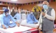 लेह के अस्पताल को लेकर सेना ने दी सफाई