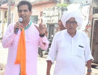 राम मंदिर शिलान्यास को लेकर झज्जर जिले में भारी उत्साह : संदीप देशवाल