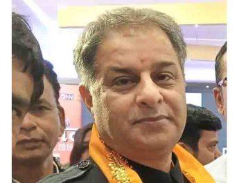 कांग्रेस पार्टी के राष्ट्रीय प्रवक्ता राजीव त्यागी नहीं रहे