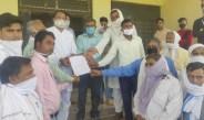 हाथरस कांड को लेकर दलित समाज ने जुरहरा में रैली निकाल जताया विरोध