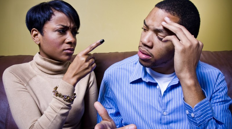 Relationship Conflicts