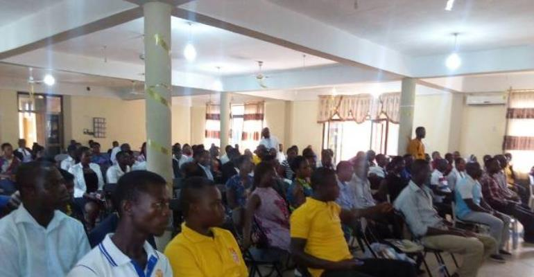 Distance Education Students Association of Ghana