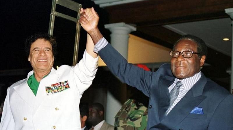 George Charamba, former spokesperson for Robert Mugabe says there was fear that Mugabe's last days will be like that of ex – Libyan leader Muammar Gaddafi,