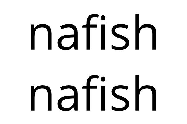 Dingbat-Tuna Fish