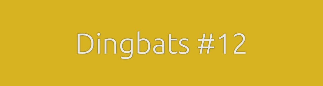 Dingbats Quiz Banner