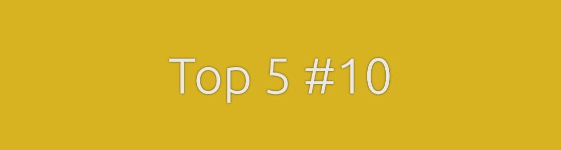 Top 5 Quiz