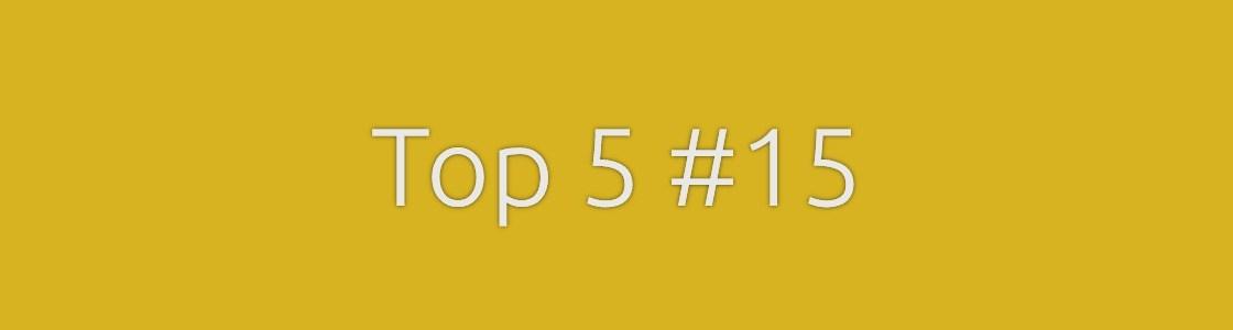 Top 5 Quiz Banner