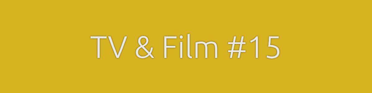 TV & Film Quiz
