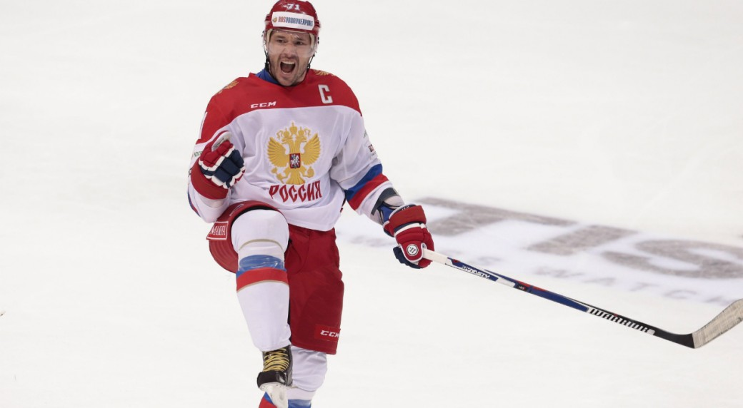 Ilya Kovalchuk Eligible To Negotiate New National Hockey League Contract