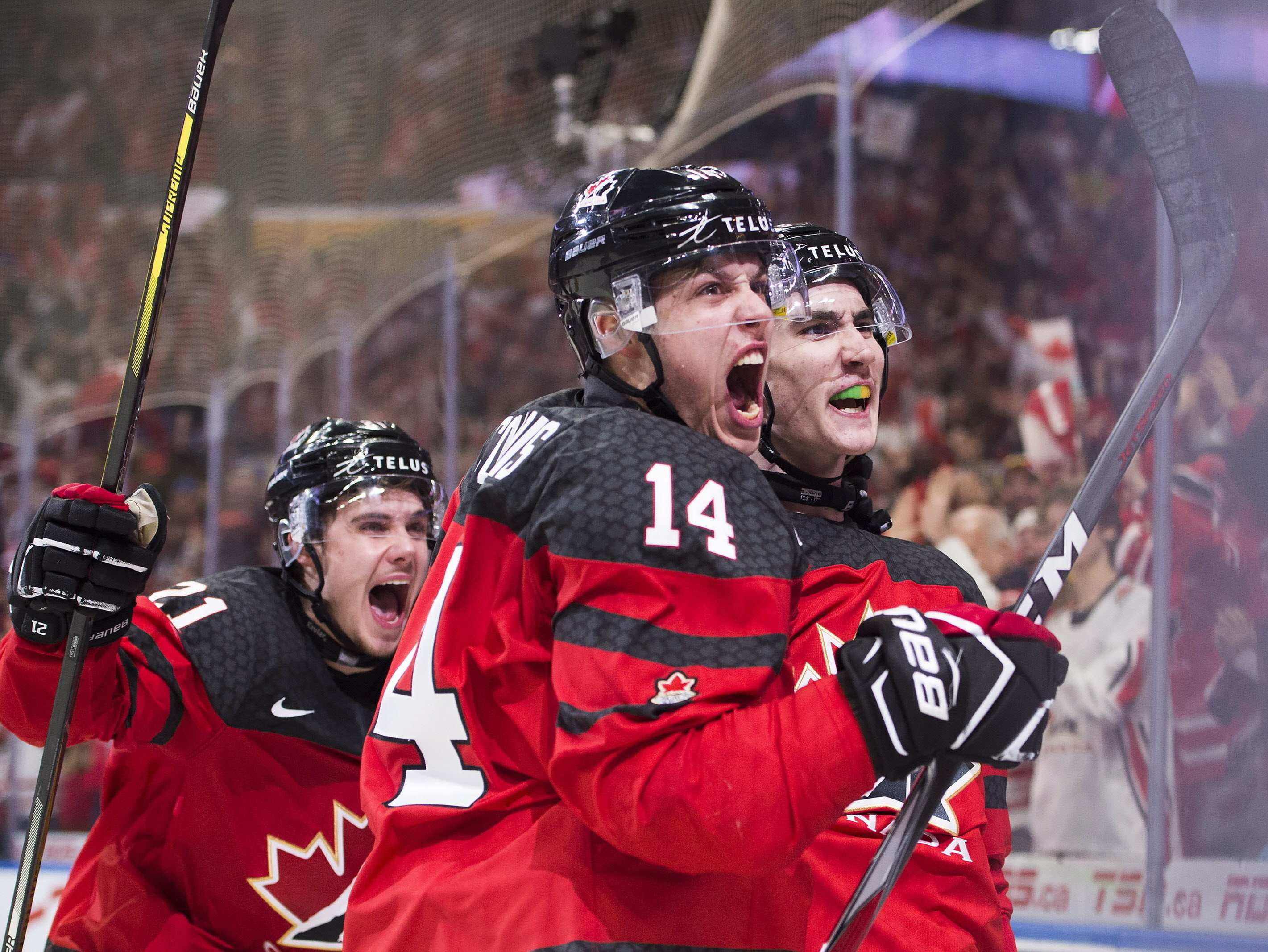 Taking A Look At Team Canada S Preliminary World Juniors Active