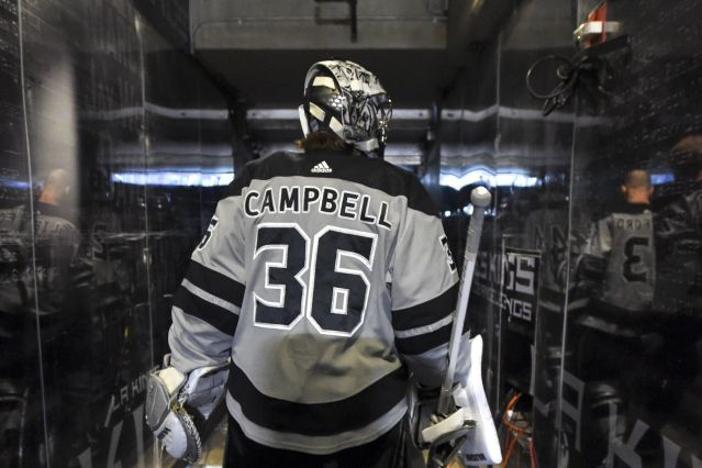 Toronto Maple Leafs Acquire Kyle Clifford Jack Campbell From Kings The Puck Authority