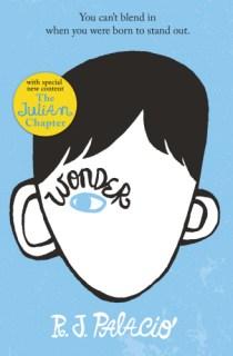 Wonder by R.J. Palacio.