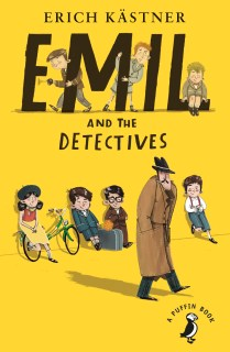 Emil and the Detectives - When Emil is robbed on a train journey, he makes some new comrades and concocts a plan to catch the theif