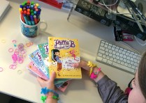 We love these Hattie B inspired loom bands