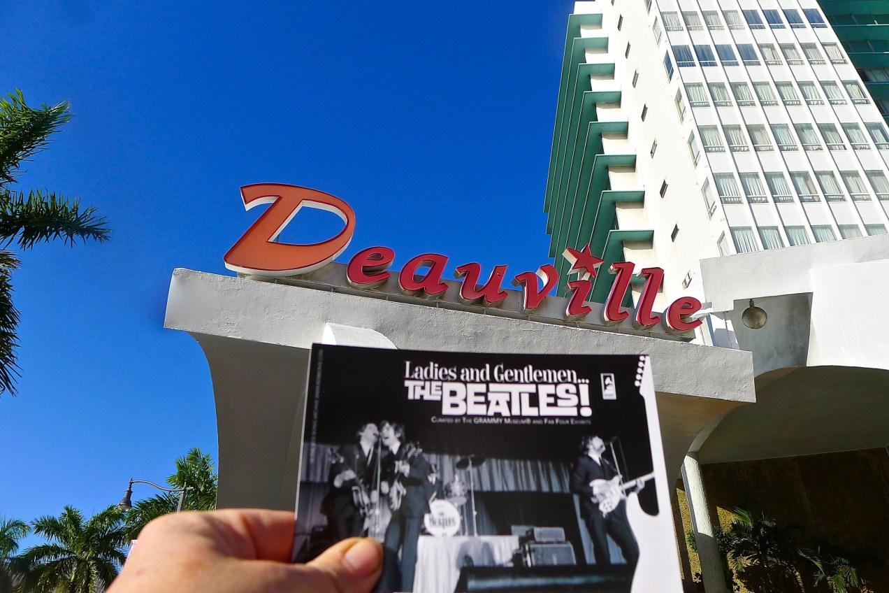 Beatles Time Capsule Treasure Miami Beach Pug And