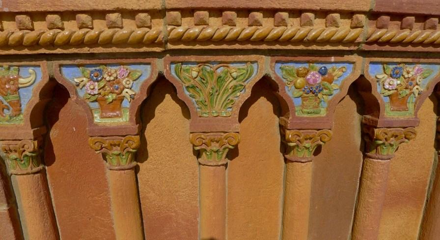 Venetian Gothic Detail