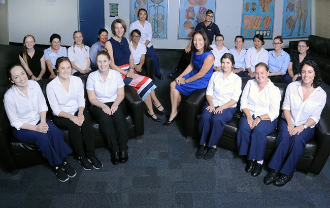 Welcome to our new Westmead midwives