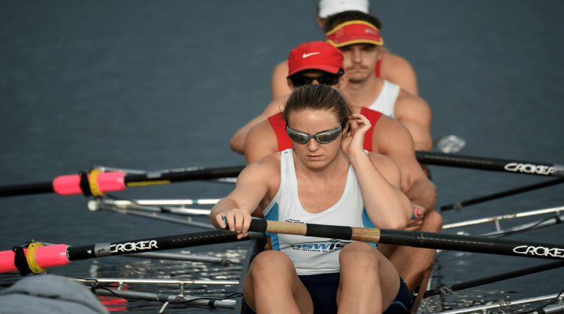 WSLHD Disability Workforce co-ordinator; Kate Murdoch; Rio rowing; Paralympian