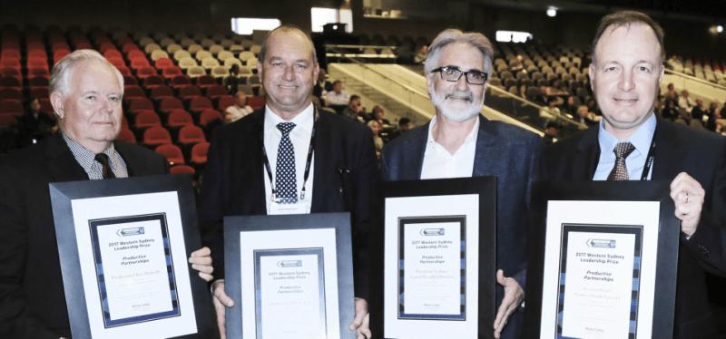 Diabetes Western Sydney Award