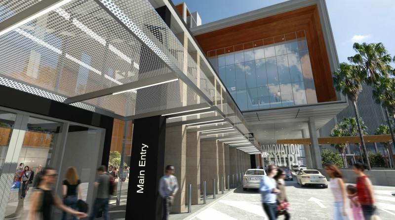 Westmead redevelopment, Westmead hospital, Multiplex