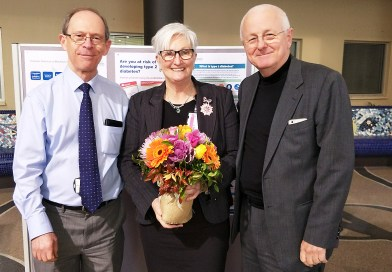Marg farewells Blacktown after 27 years