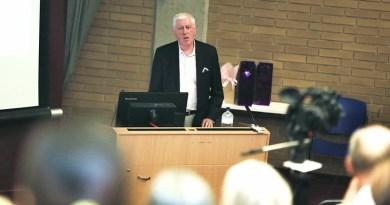 Westmead Hospital week euthanasia symposium. Graeme Innes