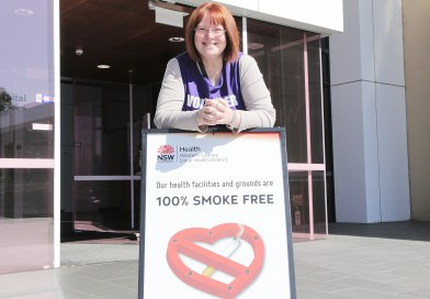 Smokers around western Sydney hospitals to face fines