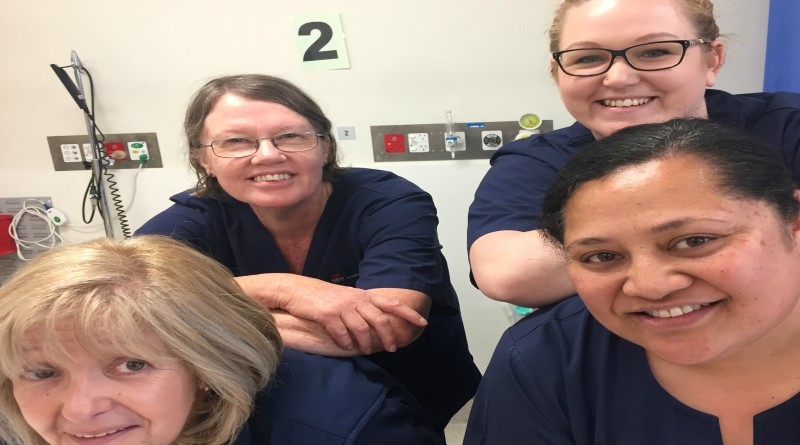 Auburn; Day Procedure Unit; nurses