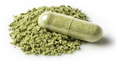 Medicinal Cannabis stock image