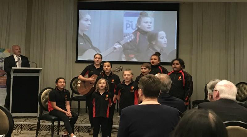 WSLHD Annual Public Meeting; Mount Druitt Indigenous Choir
