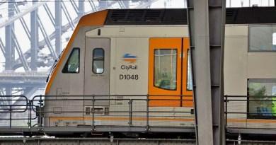 Train strike