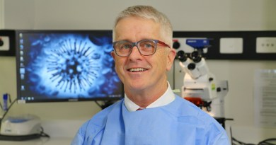 Professor Dominic Dwyer