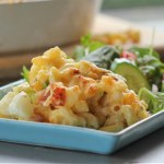 What's for dinner? Try this healthy mac and cheese pasta bake