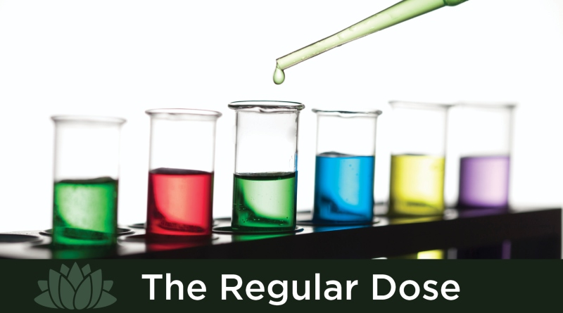The new site for The Regular Dose is launching soon.