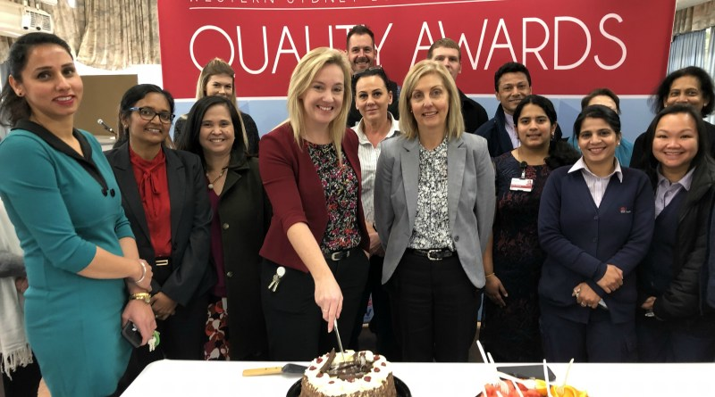 Thousands vote for favourite Quality Awards health project